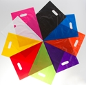 Picture of Boutique Plastic Bags 360 x 255mm Magenta -BOUB022570- (CTN-1000)