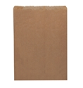 Picture of Paper Bag Brown 6 Flat 235x335mm-BROB054400- (SLV-500)