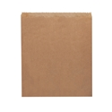 Picture of Paper Bag Brown 1 Square 165x185mm-BROB056550- (SLV-500)
