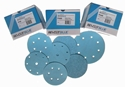 Picture of Sanding Disks 150mm Velcro 7 Hole 3M Hookit Gold 150 grit-DISK760700- (CTN-100)