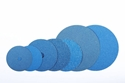 Picture of Fibre Disks 100mm (4in) x 16mm  Zirc (Blue) -24 grit-DISK761800- (CTN-25)