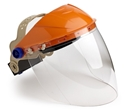 Picture of Safety Brow Guard and Visor Complete- Clear - BGVC-EYES825500- (EA)