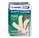 Picture of Aeroplast Plastic Plaster/bandaid Strip 72mm x 19mm-FAID805955- (BOX-100)