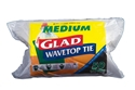 Picture of Glad Wave Top Kitchen Tidy Bin Bag Medium (50/Roll)-KITB024297- (EA)