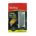 Picture of ***IL***Trimming Blades -H/Duty-Sterling-2 notch-card of 5-KNIV735050- (BOX-5)