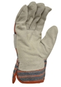 Picture of Candy Stripe Leather Gloves Split Palm-LGLV795160- (PR)