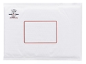 Picture of Jiffy-Lite Bag Mailer # 4    (White Paper outer, bubble inner) 240x340-MAIL640750- (CTN-100)