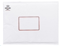 Picture of Jiffy-Lite Bag Mailer # 6    (White Paper outer, bubble inner) 300x405-MAIL640850- (CTN-100)