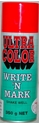 Picture of Paint Cans - Write and Mark / Stencil Spray 350gm Fluro Orange-MARK739870- (EA)