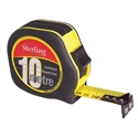 Picture of Tape Measure 10m/33ft x 25mm  Metric / Imperial Professional-MEAS737050- (EA)