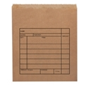 Picture of **IL**Paper Bags Brown Printed Tuckshop 280 x 235mm 4 Flat-PAPB058695- (SLV-500)