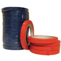 Picture of PVC Tape 12mm x 66m (Bag Sealing) Black-SPTP512500- (EA)