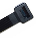 Picture of Cable Ties 250mm x 4.8mm Black-STRP699810- (SLV-100)
