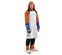 Picture of Leather Welding Apron -Bib Style Full Length ( 100 x 80 )-WELD827400- (EA)
