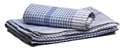 Picture of Tea Towel Standard 100% Cotton Check  45 x70cm -WIPE378450- (PACK-12)