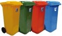 Picture of 240 litre Wheelie Bin-BINS386560- (EA)