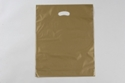 Picture of Boutique Plastic Bags 530x415mm Gold -BOUB022940- (SLV-100)