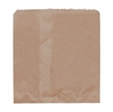 Picture of Paper Bag Brown 2 Square 200x200mm-BROB056600- (SLV-500)