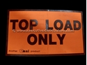 Picture of Top Load Only  - Printed Labels - 60 x 125mm-LABE642670- (BOX-500)