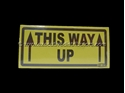 Picture of This Way Up - Printed Labels-LABE642677- (BOX-500)