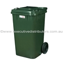 Picture of 100 litre Wheelie Bin - Green-BINS386490- (EA)