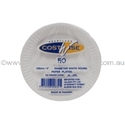 Picture of Paper Plate white uncoated 6in 150mm -PLAT092150- (CTN-1000)
