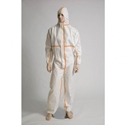 Picture of Coveralls - White Microporous Water Resistant type 4/5/6-CLTH832103- (CTN-50)