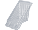 Picture of Sandwich Wedge Clear Plas XLge (Gourmet)168 x 85 x 85 mm-WEDG151345- (CTN-500)