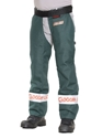 Picture of CLOGGER Chainsaw Chaps -Clipped Chaps C61C-MSAF836180- (PR)