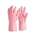 Picture of Gloves Silverlined Rubber Pink-GLOV474870- (PK-12PR)