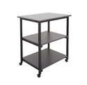 Picture of Trolley - 3 Tier  - 800W x 600D x 900H - Ironstone Colour Only-FURN360222- (EA)