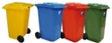 Picture of 120L litre Wheelie Bin-BINS386500- (EA)