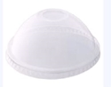 Picture of Clear Dome Lid Suit Castaway PET 400,500,610,690ml (14oz - 24oz) Cups-PLAC119098- (SLV-100)