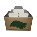 Picture of Premium TAD Compact Interleaf Towel - 19 x 29.5cm - Whisper 3818-ITOW428124- (CTN-1760SH)