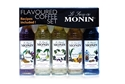 Picture of Coffee Syrup Flavour Sample kit 5 x flavours -CSYR266760- (EA)