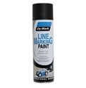 Picture of Paint Cans - Durable Line Marking Spray Paint 500g - Black - Dymark-MARK740370- (CTN-12)