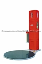 Picture of Pallet Stretch Wrapper Machine-Rotating Table-Semi-Auto -Orbitwrap-INDU665700- (EA)