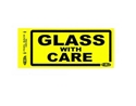Picture of Glass With Care - Printed Labels - 60 x 125mm-LABE642675- (BOX-500)