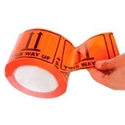 Picture of This Way Up - Printed Tape Label Stickers on Roll -No Backing-LABE642678- (BOX-500)