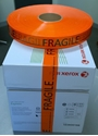 "Picture of Tape - Printed Machine Tape ""Fragile"" Black on Orange 36mmx1000m-PTAP512100- (CTN-8)"