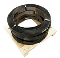 Picture of Steel Strapping Rope Wound Black 12.7mm x 0.40mm-STRP694700- (ROLL)