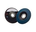 Picture of Flap Disks  180mm (7in) x 22mm  40grit   -DISK763410- (BOX-10)