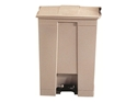 Picture of 45L Rubbermaid Plastic Step on Container / Pedal Bin - Rubbermaid-BINS386255- (EA)