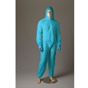 Picture of Coveralls - Triple Layer SMS -Breathable- type 5 & 6 -Blue-CLTH832107- (CTN-50)
