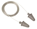 Picture of Earplugs - 3M Scull Screws Grey, Corded Class 5 27db-HEAR818620- (BOX-120PR)