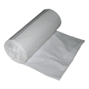 Picture of Kitchen Tidy Bin Liner Roll 27L Medium WHITE-KITB024109- (ROLL-50)
