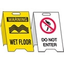 Picture of Signs - Floor Standing 500H x 300W-SIGN644550- (EA)