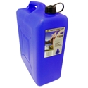 Picture of Plastic Potable Water Storage Jerry Can / Container 20lt-BOTT383330- (EA)