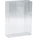 Picture of Wall Mounted Acrylic  Glove Holder/Dispenser Triple for Vinyl and Latex Gloves-CLEA384905- (EA)