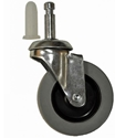 Picture of Spare Front Swivel Wheel to Suit Janitors Cart-CLEA384816- (EA)